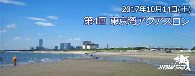 第4回東京湾アクアスロン大会