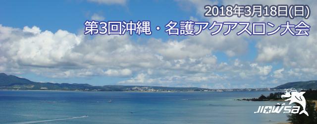 第3回沖縄・名護アクアスロン大会