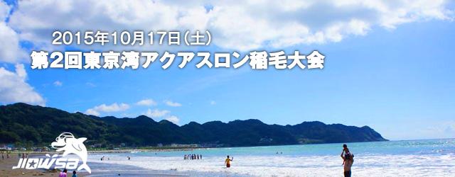 第2回東京湾アクアスロン大会