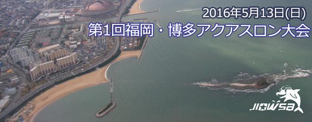 第1回 福岡・博多湾アクアスロン大会