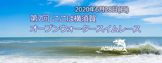 第7回ここは横須賀オープンウォータースイムレース
